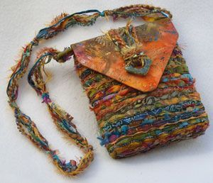 Bolso - Textura con hilo - 3