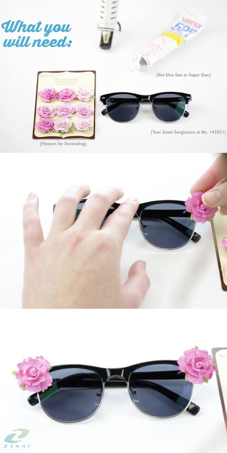 Super Glue Glasses Frame : 17 Best images about DIY For Your Glasses on Pinterest ...