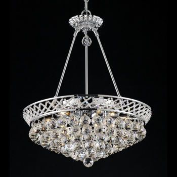 Costco Lighting By Pecaso Chrome Charlotte Chandelier