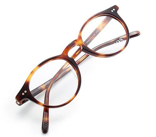 Epos Milano - Efesto II These are very similar to my Lafont -- light tortoise glasses