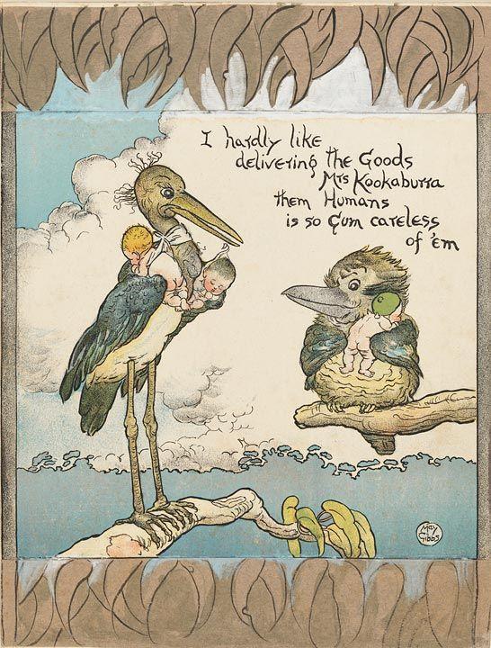 Dr Stork Poster, c.1920