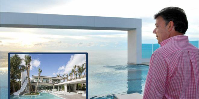 ¡OFICIAL! Sale a la luz propiedad millonaria en Miami de Santos comprada con dinero de Odebrecht [+FOTOS]