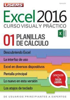 Excel 2016 Curso Visual y Práctico. Los mejores tips para dominar la nueva versión.