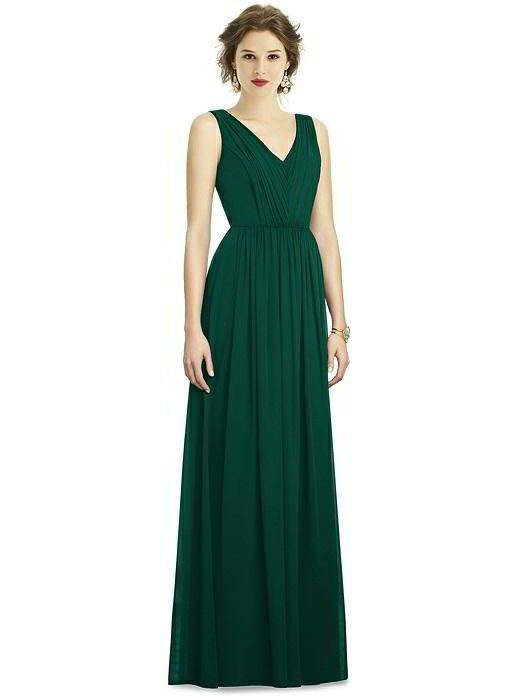 Dessy Bridesmaid Dress 3005 | The Dessy Group