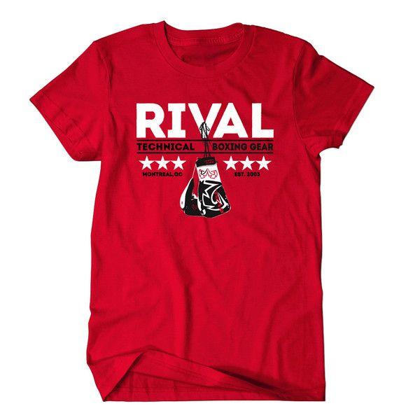 RIVAL TBG T-SHIRT $19.99