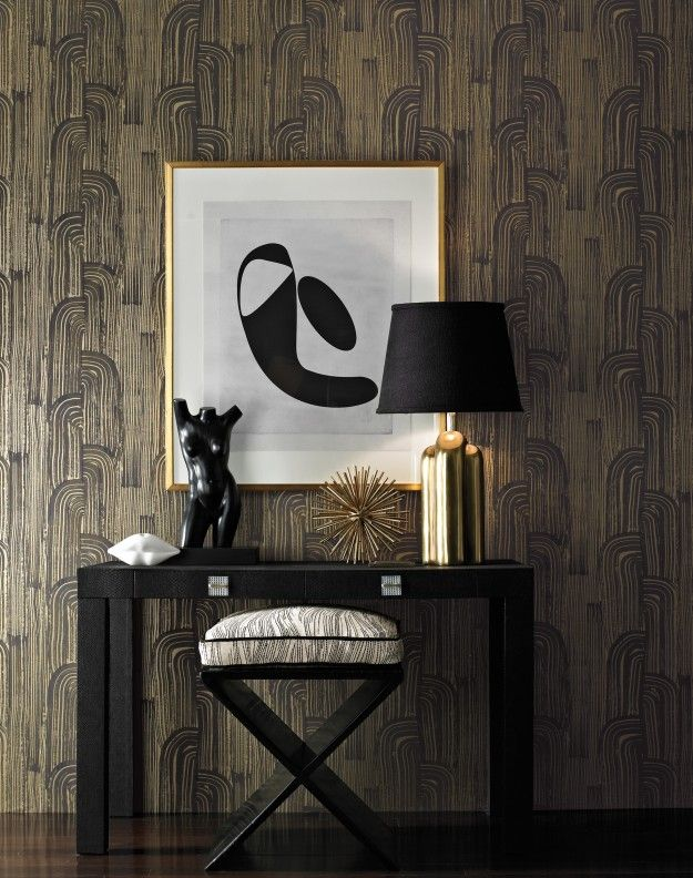 kelly wearstler for lee jofa groundworks wallpaper collection. 17 Best images about M WC on Pinterest