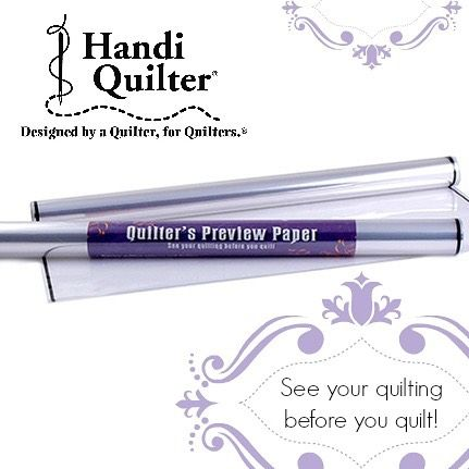 This week for Feature Thursday we focus on Quilters Preview Paper! This design tool helps quilters find the perfect design for their quilt!  Find more info: http://www.handiquilter.com.au/product/quilters-preview-paper/