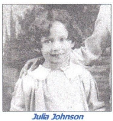 On the afternoon of April 28, 1928, five-year-old Julia Johnson disappeared from her front yard at 128 Austin Street in Winnipeg.