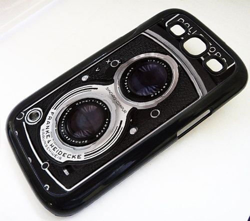 Samsung Galaxy S3 case Rolleicord Camera