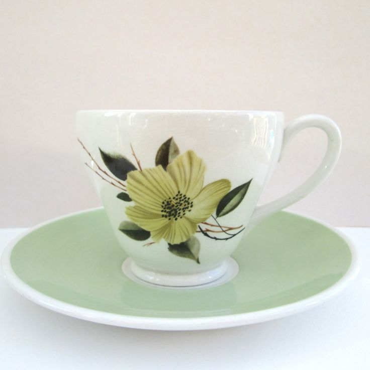 Vintage china tea cup and saucer ~ Tea cup planter, ceramic plant pot, upcycled recycled repurposed, original gifts for Mothers Day, wedding by BlueBoxStudio on Etsy