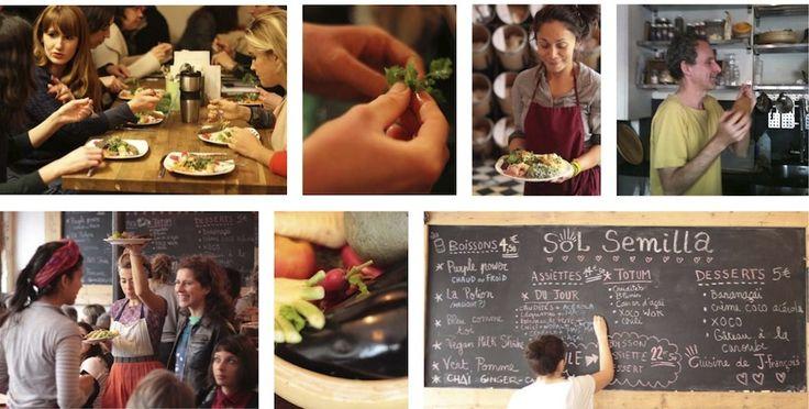 257 best bonnes adresses paris images on pinterest architecture baking center and buildings - Restaurant rue des vinaigriers ...