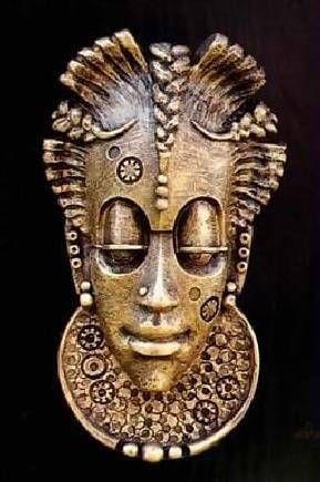 Sculpture * Queen of Jazz * Limited Edition Sculpture * Chidi Okoye