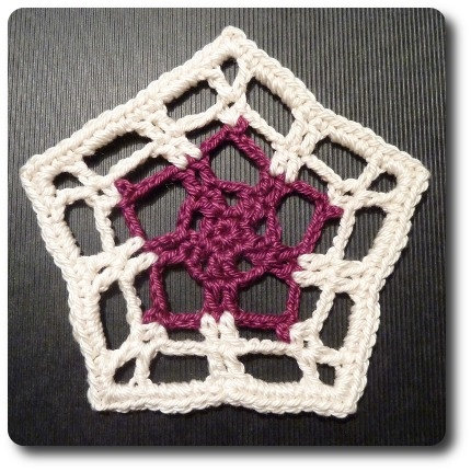 118 best Crochet squares with stars images on Pinterest | Stricken ...