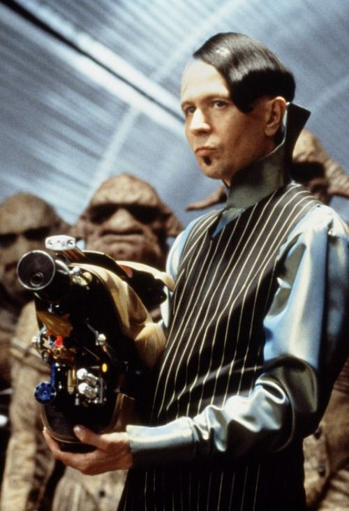 Gary Oldman in The Fifth Element