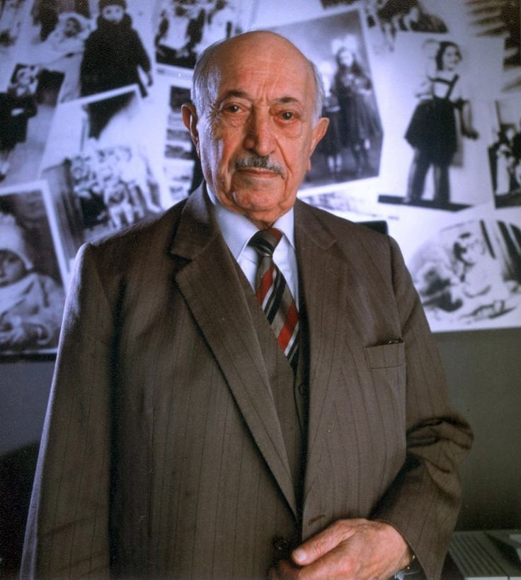 Simon Wiesenthal, (31 December 1908 – 20 September 2005) was a Jewish-Austrian Holocaust survivor who became famous after World War II for his work as a Nazi hunter.