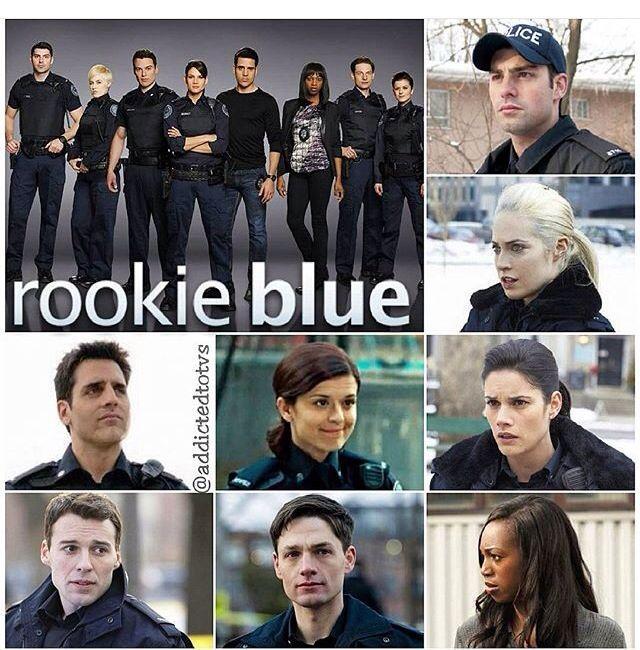 131 Best Rookie Blue (serie) Images On Pinterest