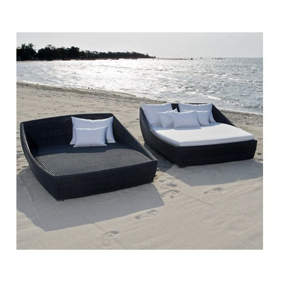 Outdoor Bukawu Double Daybed/ Outdoors - Vavoom Emporium