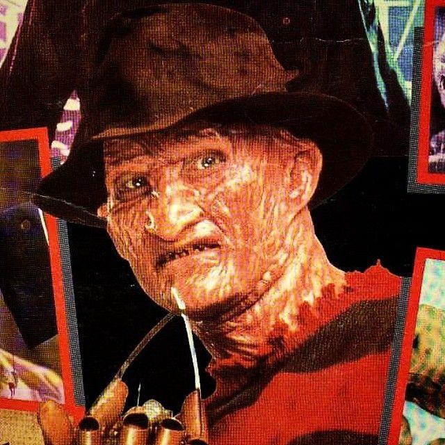 "45 Likes, 2 Comments - Emilio Galindo (@tibu69) on Instagram: ""Muy buenas e inesperadas Pesadillas niños/as de Elm Street #FreddyKrueger #AnightmareOnElmStreet2…"""