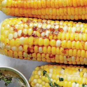 Corn on the Cob with Honey-Chipotle Butter | Recipe | Butter, Butter ...
