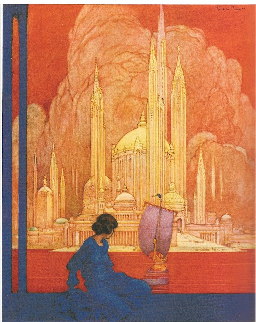 Franklin Booth (1874-1948)