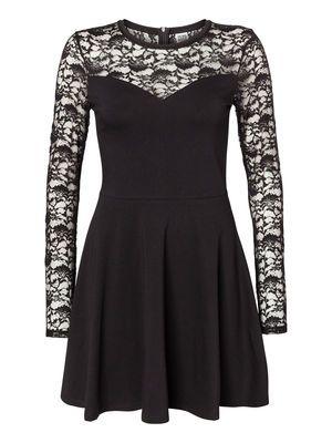 Lace dress from #VEROMODA  @VERO MODA