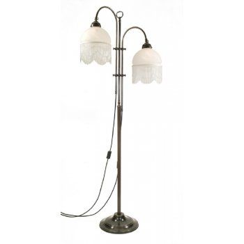 16 best reading lamps images on pinterest reading lamps floor victorian reading lamp with glass fringed shades ideal when more light is required british floor standing mozeypictures Choice Image