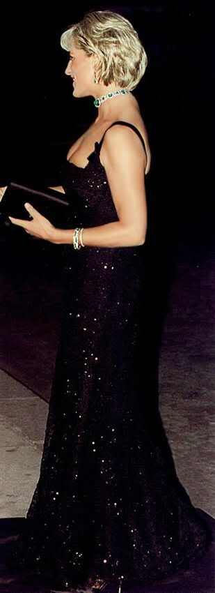 Princess Diana on her 36th Birthday