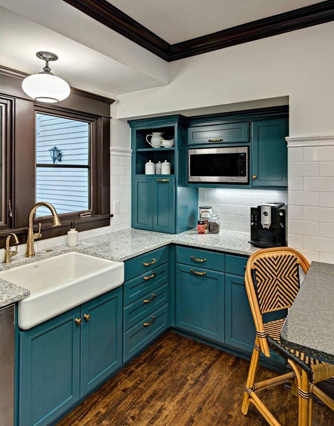teal green kitchen cabinets cabinets matttroy. Black Bedroom Furniture Sets. Home Design Ideas