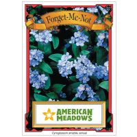 Forget Me Not Seed Packet - American Meadows