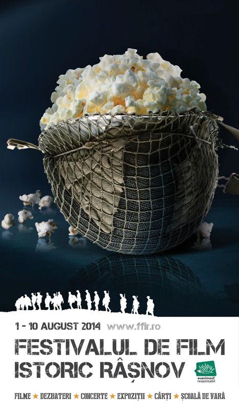 Festivalul de Film Istoric Râșnov 2014 se pregătește de start