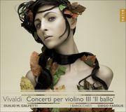 """Vivaldi: Concerti per violino 3 """"Il ballo"""" [CD], 14339387"""