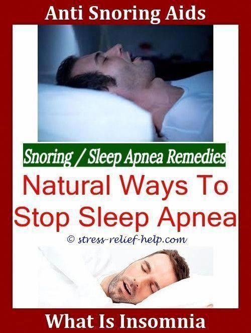 Insomnia Sleep Apnea Solutions Without Cpap Tongue