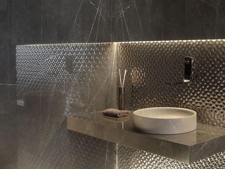 Best Lavoar Images On Pinterest Bathroom Ideas Design - Almost invisible minimalist kub bathroom sink by victor vasilev