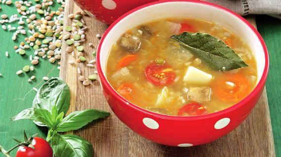 Минестроне . Пошаговый рецепт с фото, удобный поиск рецептов на Gastronom.ru