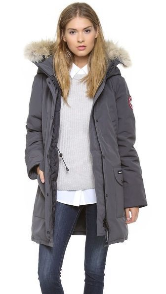 Canada Goose Trillium Parka birthday present?Im moving to colder climes...