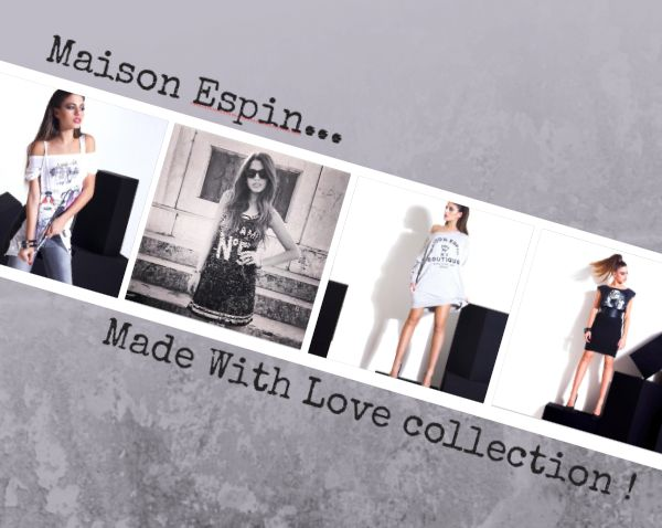 Chiara Nasti #newface #maisonespin #ss14 #collection #lovely #look #madewithlove