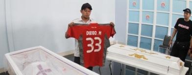 www.dapurredaksi.com : Dapur Redaksi – Dikritik, Diego Mendieta tidak marah bila ia diganti saat pertandingan berjalan. Meski ia pemain asing.
