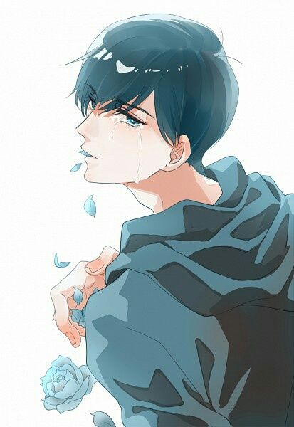Osomatsu-san- Karamatsu #Anime「♡」Tears and Petals