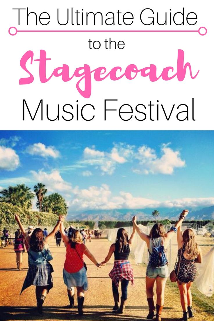 The Ultimate Guide to the Stagecoach Music Festival. Where to get tickets, what to expect. Most importantly, how to have fun at the Stagecoach Music Festival.