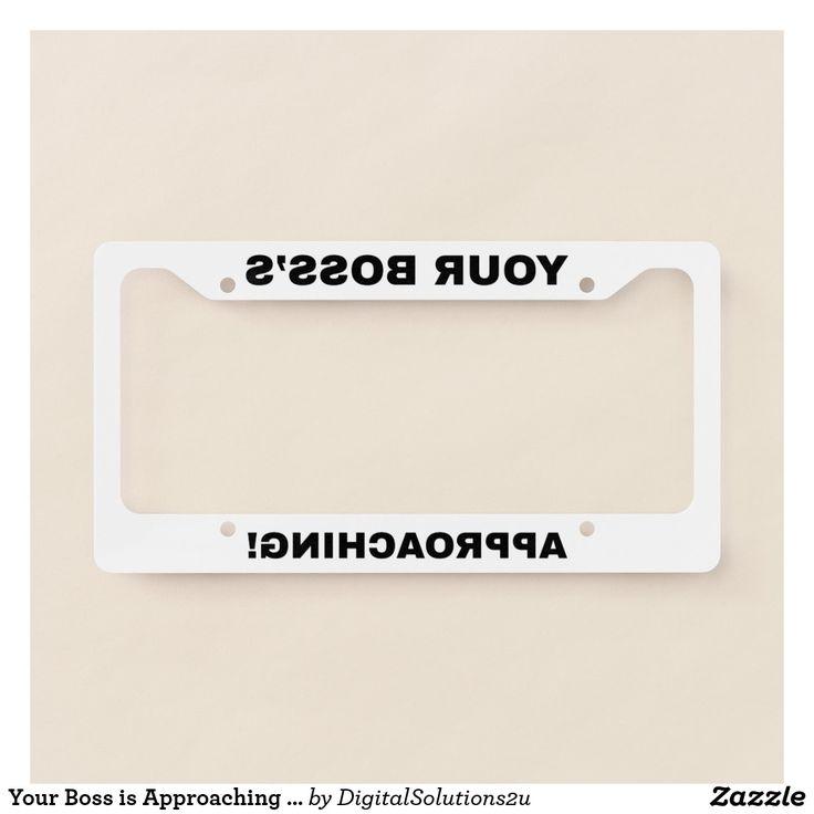 Vanity Plate Ideas For Realtors: Best 25+ Funny License Plate Frames Ideas On Pinterest