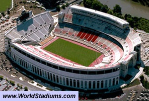 Ohio State Buckeyes - Ohio Stadium I wanna go to a game before i die