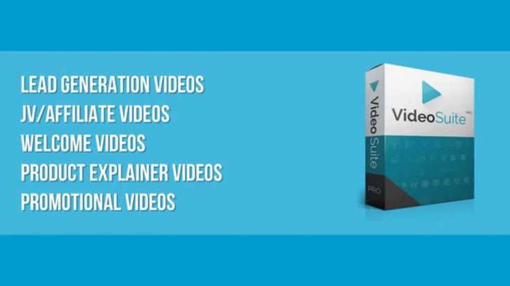 *Video Suite Pro   Make Video Like Pro Creating video is so much FUN now! Grab your pack. Let's create more videos! Download at http://terraffiliate.com/product/video-suite-pro