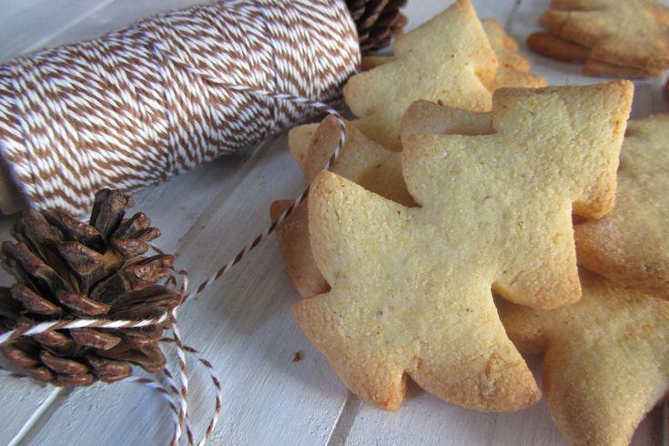I biscotti di Natale con farina di mais sono perfetti per il periodo natalizio e potranno costituire anche un'idea regalo molto particolare e simpatica. Ecco la ricetta