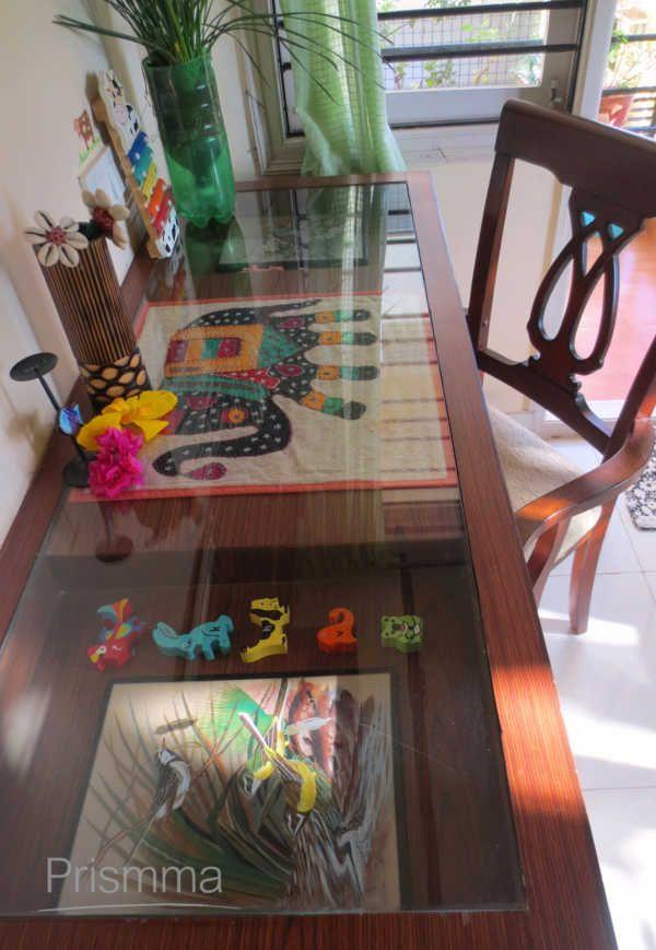 78 best ideas about table top design on pinterest top. Black Bedroom Furniture Sets. Home Design Ideas