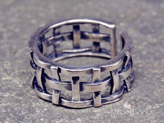 47 besten Dicke Silberringe Bilder auf Pinterest | Schmuck ringe ...
