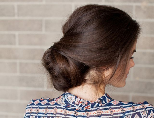 12 Easy Styles to Better Your Bun