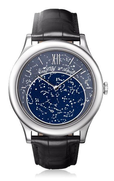 Midnight in Paris timepiece