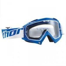 Masque Thor kid Enemy Bleu #masque #Speedway #enfant #moto #rouge #pluie #bleu