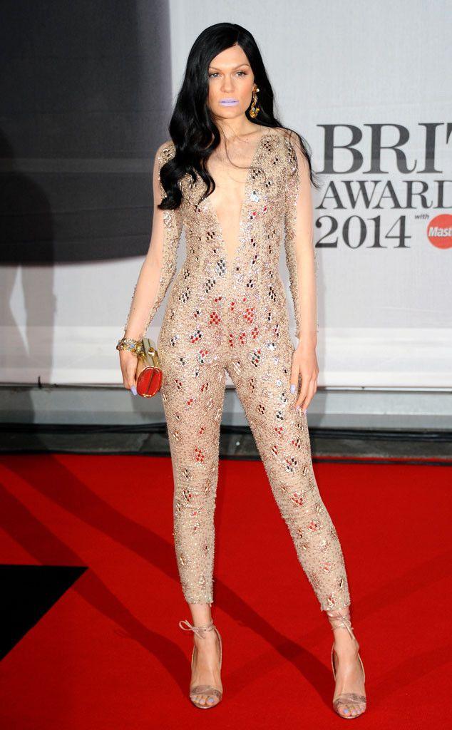 Jessie J from 2014 Brit Awards | E! Online