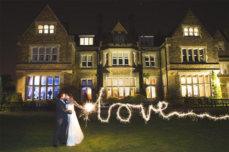 Wedding-Photography-Surrey-Hartsfield-Manor-Sparklers-Light-Painting-Love.jpg (945×630)